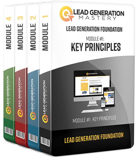 Network Marketing Lead Generation Key Principles